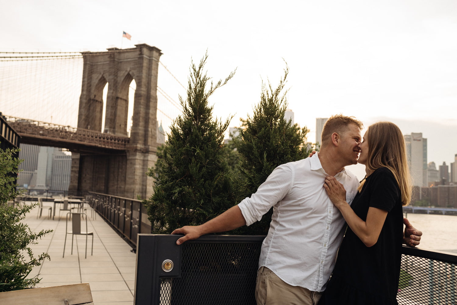 New York Engagement Portraits