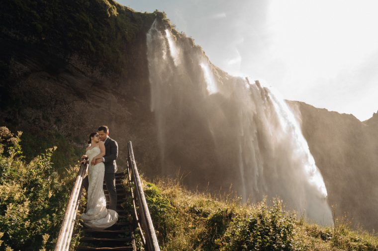 Iceland Wedding Photoshoot